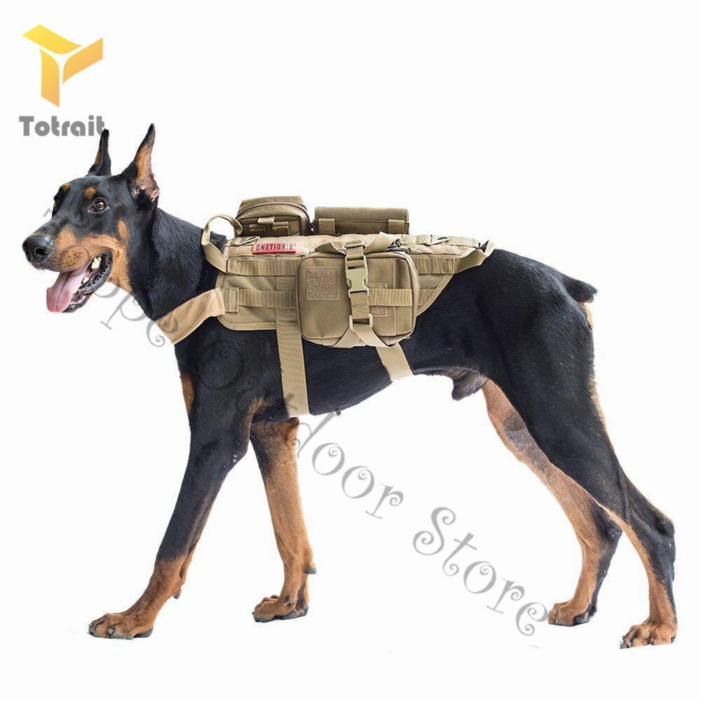 Arnés táctico militar TOtrait para perros K9 Chaleco de trabajo para perros, senderismo, caza al aire libre, entrenamiento militar para perros medianos y grandes Candelabros centros de mesa para bodas PEANDIM candelabros para fiestas candelabros de cristal K9 candelabros de oro candelabros