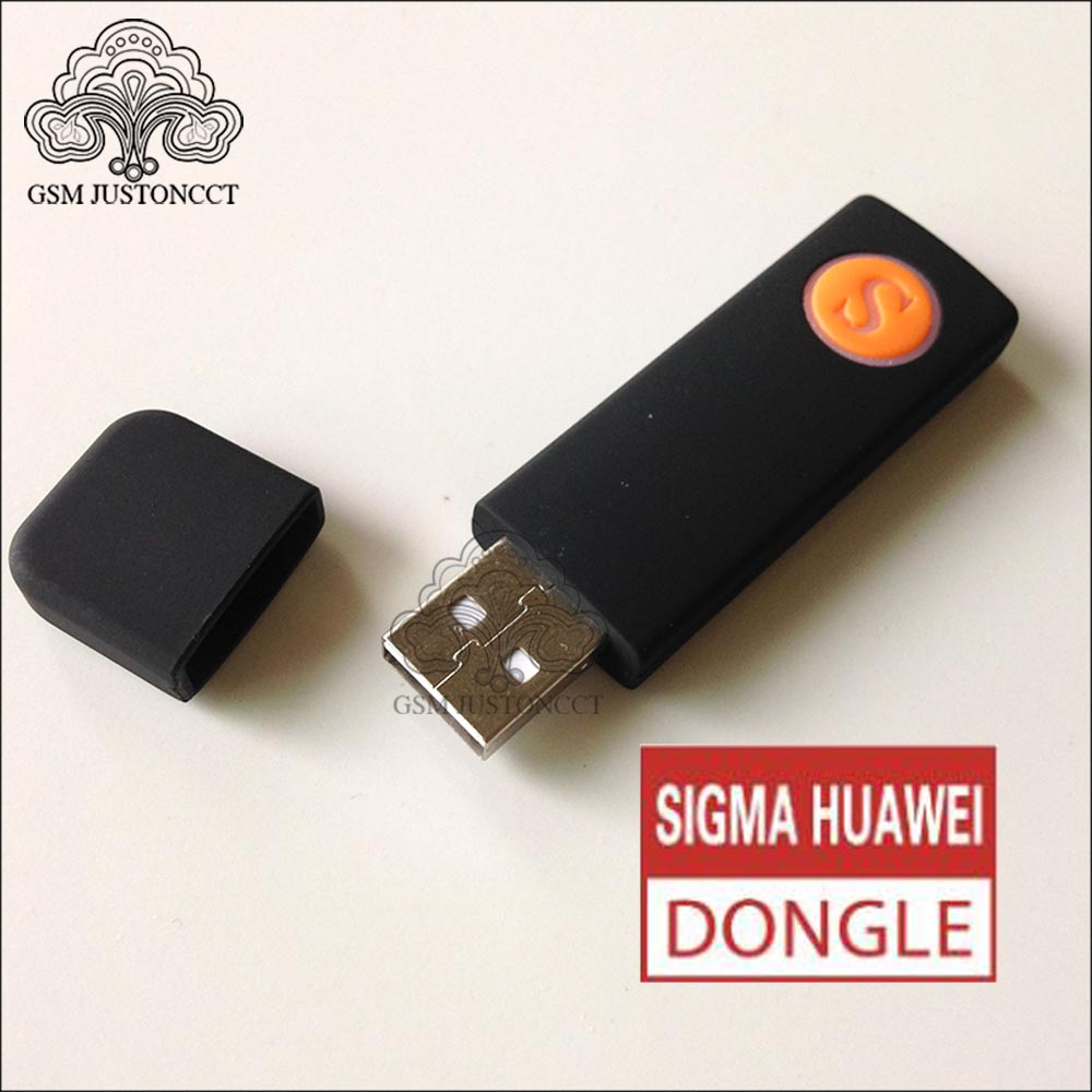 Die Neueste 100% original Sigma schlüssel sigmakey dongle für huawei-reparatur entsperren
