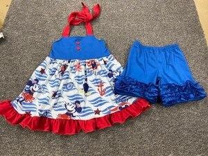 Летние Стильные изысканные наряды для девочек; Комплекты школьной одежды для детей; Одежда для девочек