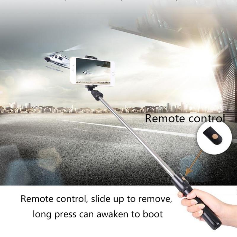 CE Certification Bluetooth Selfie Stick Remote Control Tripod Handphone Live Photo Holder Tripod Camera Self-Timer Artifact Rod 2