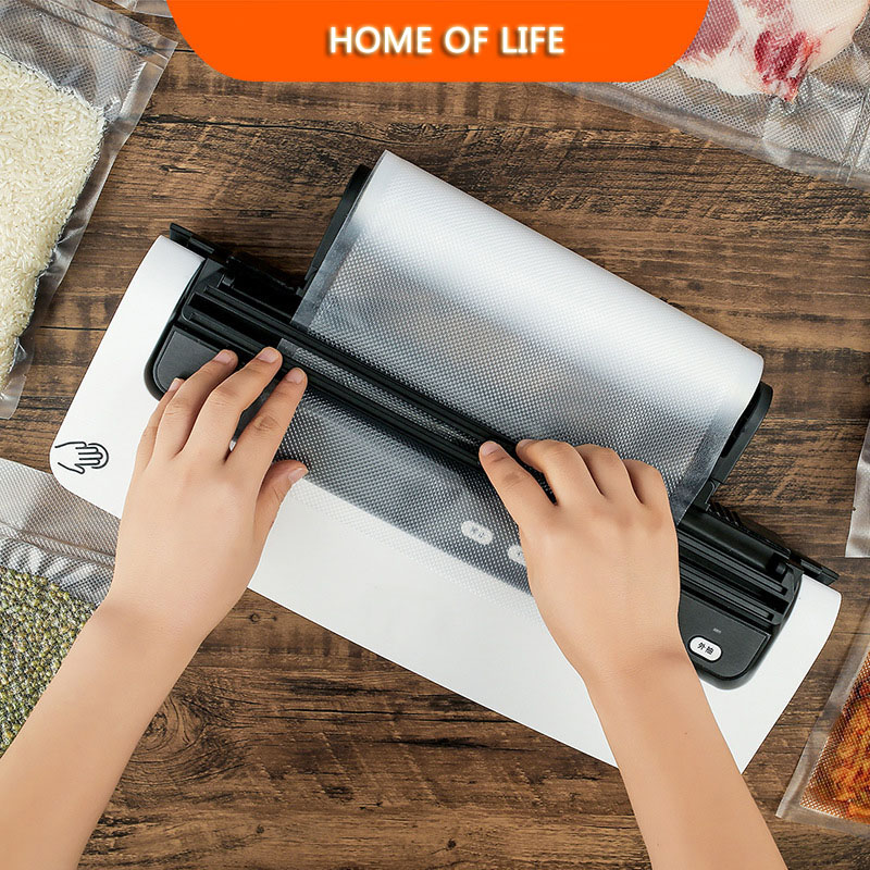 MOTAWISH Vacuum Packing Machine for Food Bags Packaging Sealer to the Sous Vide Under Vacum Sealing Kitchen Appliances Home