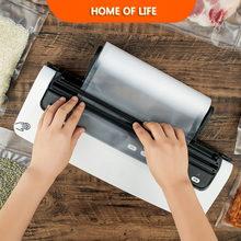 Motavish – Machine d'emballage Sous Vide pour sacs alimentaires, appareil de cuisine domestique, thermoscelleuse