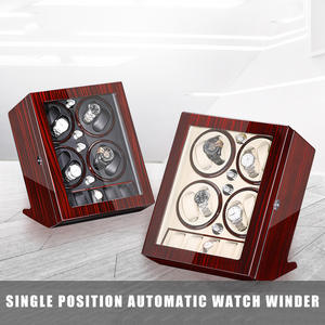 Winders Watches-Box Automatic Shaker for Eight Positions Luxury