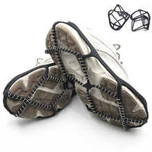 Shoe-Cover Cleats Crampons Ice-Grip Snow Non-Slip Outdoor-Sports Walk Traction 1-Pair