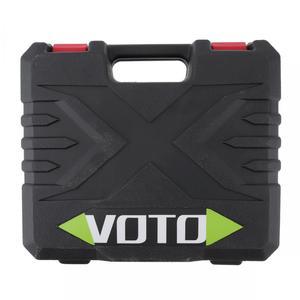 Image 2 - Voto mala de ferramenta de energia 21v, caixa de armazenamento com 270mm de comprimento para broca de lítio elétrica chave de fenda