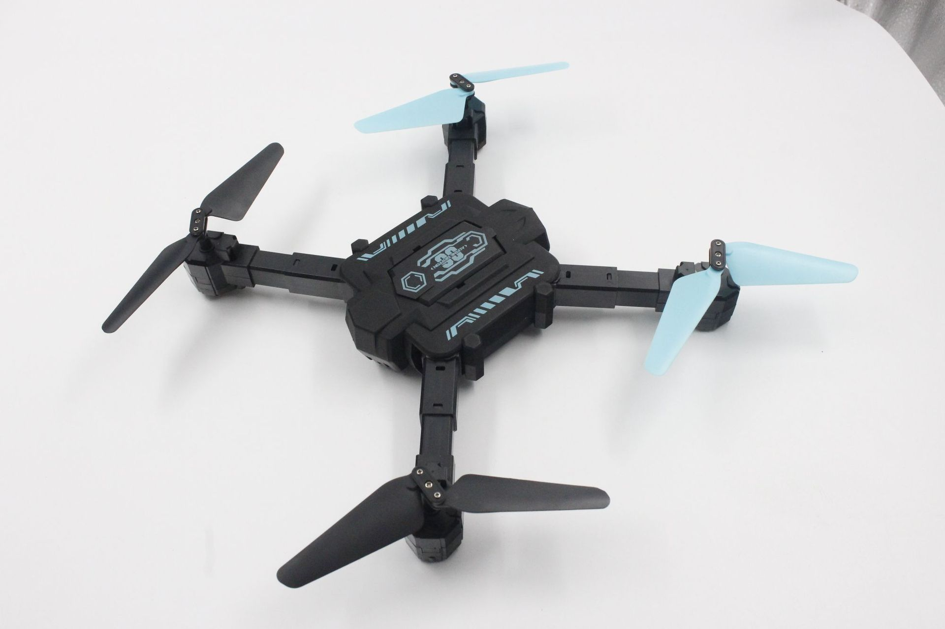 Yong Da Li AG-06 Foldable Unmanned Aerial Vehicle Four-Channel Set High Quadcopter