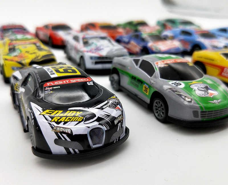 1/64 Alloy Racing รถของเล่น MINI ดึงกลับของเล่นสำหรับเด็กเด็กเด็กเดิมกล่อง