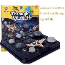 Asteroid Escape Sliding Puzzel Reizen Spel Voor Kinderen En Volwassenen Cosmic Cognitieve Vaardigheid Building Hersenen Spel Voor Leeftijden 6 & Up