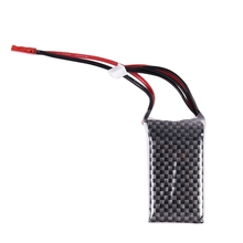 цена на 11.1V 1000mAh 3S 25C Lipo RC Battery JST Plug for RC Helicopter Airplane Boat