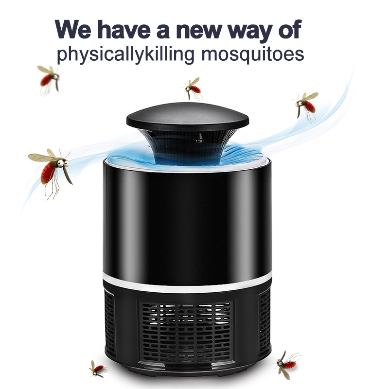 Household Mosquito Killer USB Charging Mode Mute Outdoor Camping Mosquito Killer Suitable For Pregnant Women And Babies
