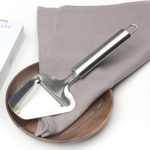 Slicer Cheese-Shovel Grater Pizza-Butter Kitchen-Tool Baking Stainless-Steel Portable