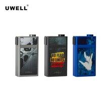 Mod 18650 Vape Uwell Electronic Cigarette Nunchaka Battery Original Power Blocks Mods-Fit