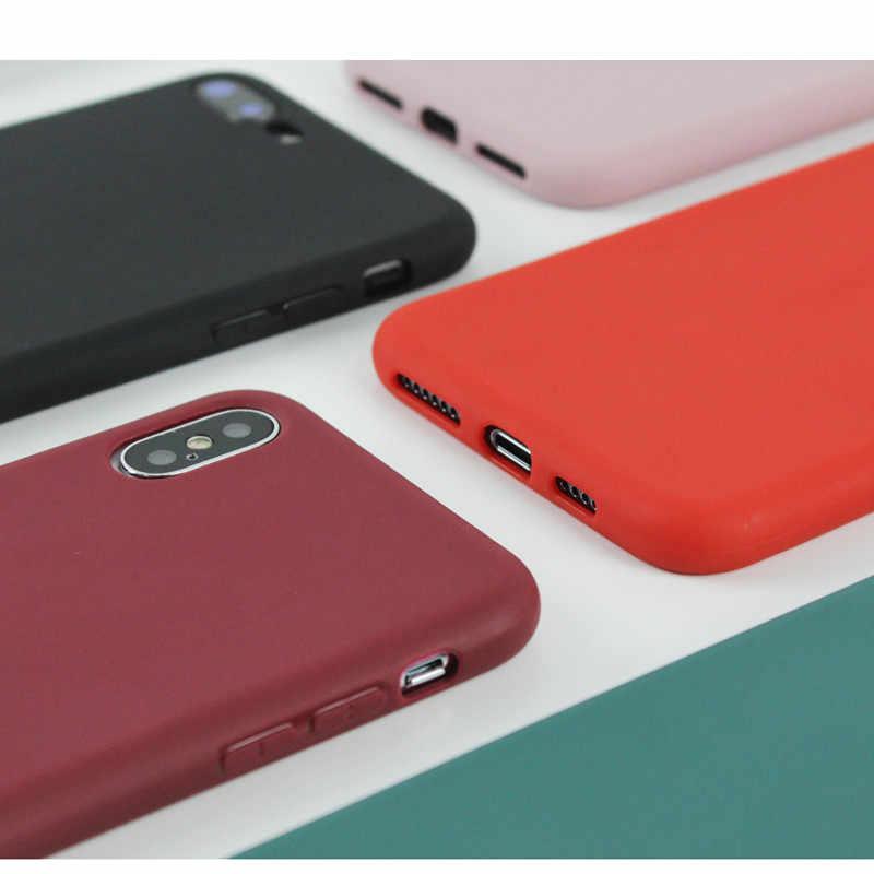 Thời Trang Silicone Mềm Dành Cho Samsung A10 A20 A30 Ốp Lưng Slim Cover Samsung A50 A505 A505F SM-A505F Mềm Mại Ốp Lưng 6.4 Coque