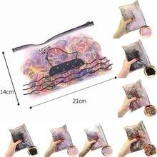 Meninas de moda colorida faixa de borracha descartável simples alta elástico acessórios de faixa de cabelo bandas de cabelo bonito barato livre shipping514 # g
