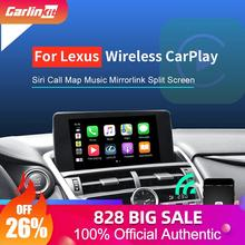 Carlinkit Wireless CarPlay per Lexus NX ES US IS CT RX GS LS LX LC RC 2014-2020 interfaccia multimediale per Auto CarPlay e Android Auto