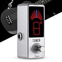 Rowin guitar tuner Guitar Effect Pedal Chromatic High Precision