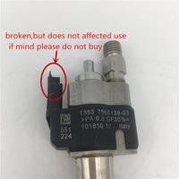 Genuine usado Óleo de Injector De Combustível Bico 13537565138 Para BMW 135i 335i 535i 550i 650i 740i 750i X5 X6 N54 13537585261 13538616079