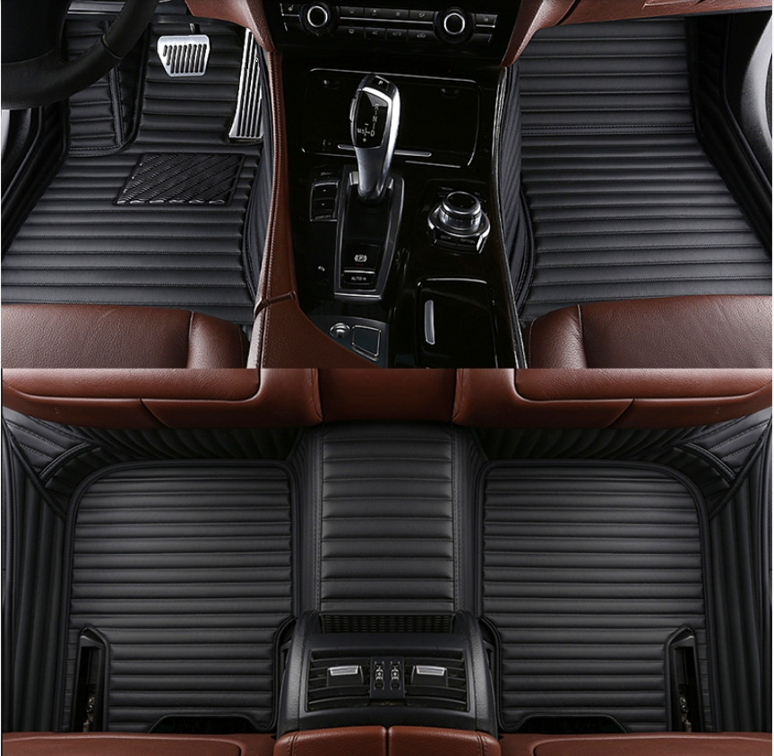Good quality! Custom special car floor mats for Mercedes Benz <font><b>B</b></font> <font><b>180</b></font> W247 2020 waterproof wear-resisting carpets for B180 2020 image