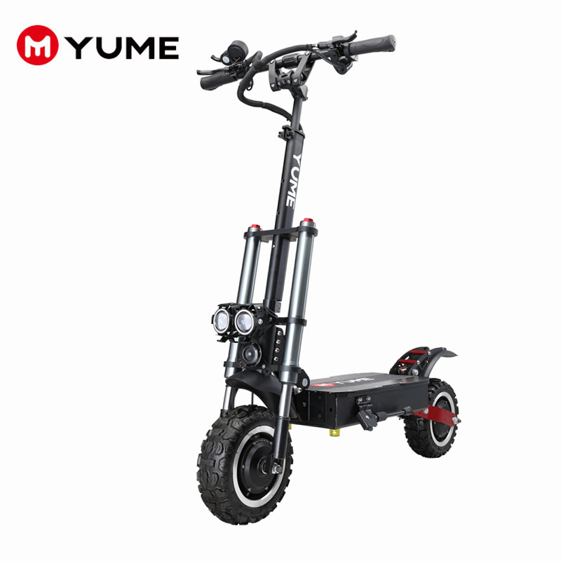 Yume Elektroroller-Klappreifen für 11-Zoll-E-Roller-Straßenreifen