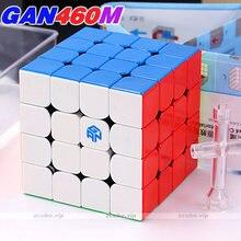 Магический куб 4x4 gan gan460m 460 m 4x4x4 cube wca развивающие