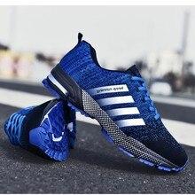 Modne buty w stylu Casual kobiety dla 2021 duży rozmiar 48 oddychająca para adidasy do biegania wygodne Walking Jogging męskie Shoes47