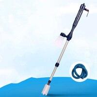Fish Tank Aquarium Vacuum Gravel Cleaner Hoover Siphon Pump Water Syphon Cleanimg Tool|Cleaning Tools| |  -