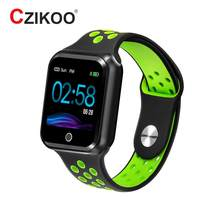 Smart Watch Blood Pressure IP67 Waterproof Smartwatch Fitness Tracker Watches Wearable Device For apple Android phone watch(China)