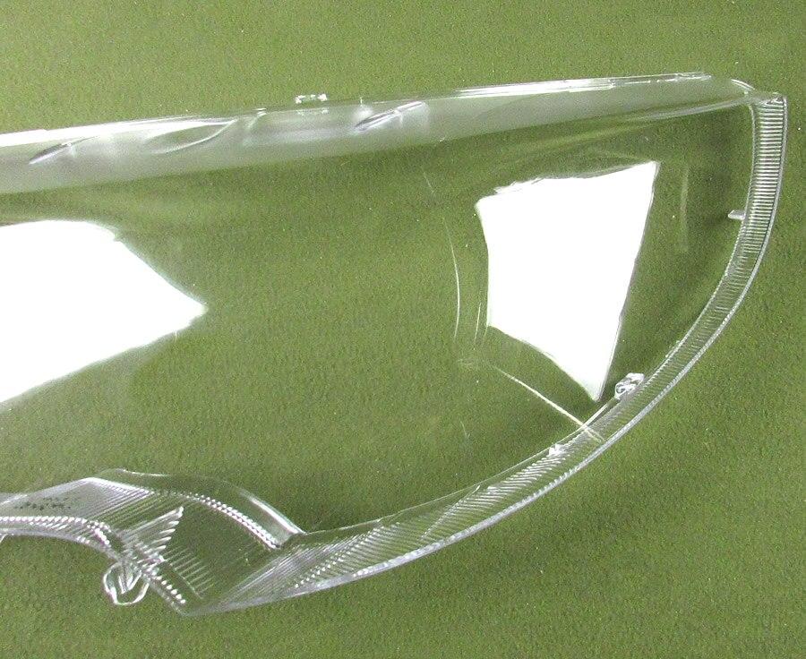 2013 faróis capa faróis escudo transparente lampshdade farol lente do escudo