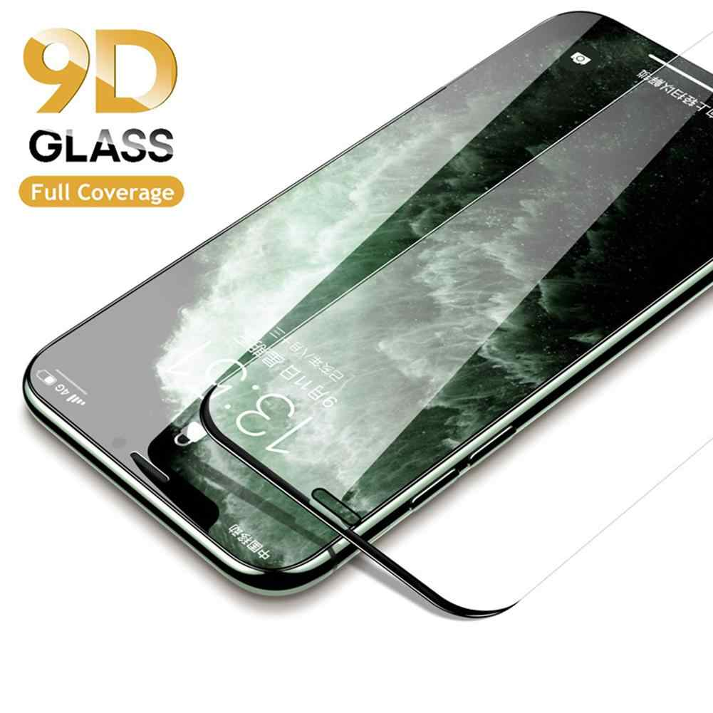 9H Anti-scratch telefon koruyucu film kapak iPhone 11 Pro Max XR 6 7 8 artı