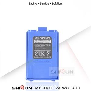 Image 2 - 4 pces ou 10 pces UV 5R bateria original baofeng walkie talkie acessórios para baofeng uv 5r 1800mah rádio 7.4v li ion bateria uv5r