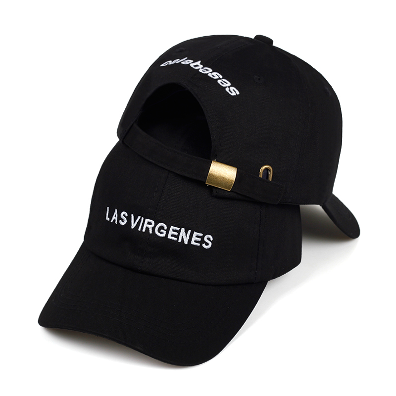 King Embroidery Dad Hat Cotton Adjustable Baseball Cap