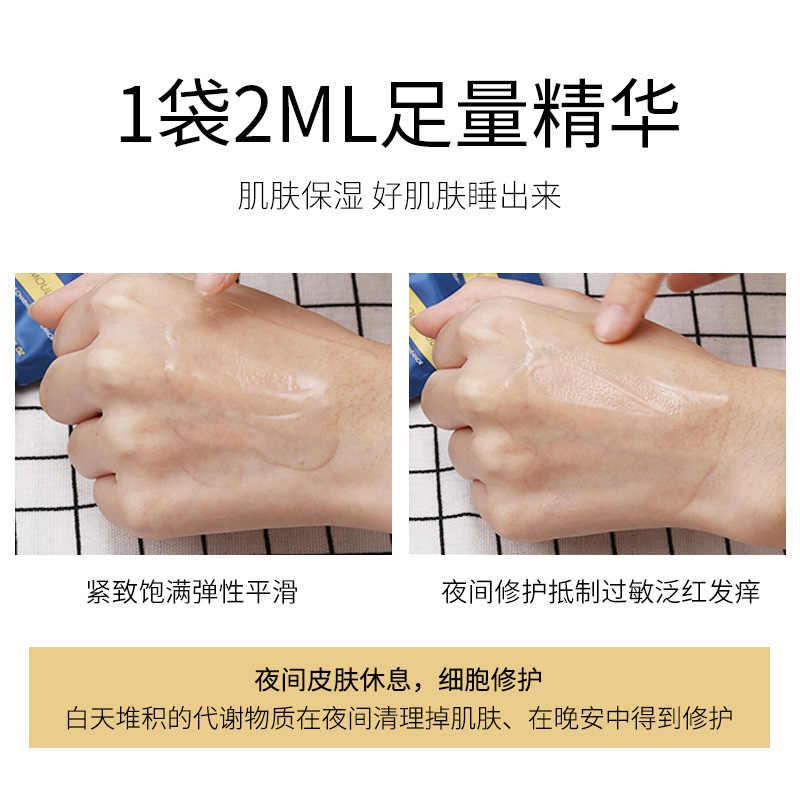 21 Wajah Serum Pemutih Kulit Esensi Hyaluronic Acid Nikotinamida Ampul Anti-Aging Jerawat Mengecilkan Pori-pori Hidrasi Kulit