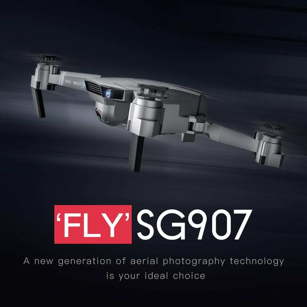 lowest price Smart Drone 4K 16MP HD ESC Camera Dual GPS Follow me WIFI FPV RC Quadcopter Foldable Selfie Live Video Altitude Hold Auto Return