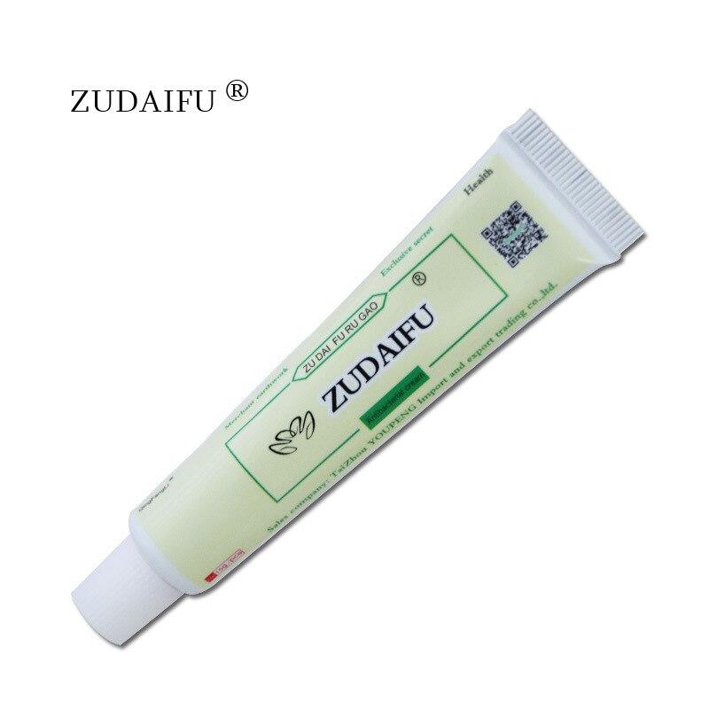 Image 2 - 10pCS Dropshipping Zudaifu Skin Psoriasis Cream Dermatitis Eczematoid Eczema Ointment Treatment Psoriasis Cream Skin Care Cre-in Patches from Beauty & Health