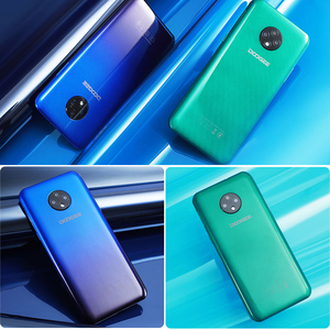 Image 5 - Doogee teléfono inteligente X95, teléfono móvil con pantalla de 6,52 pulgadas, Android 10, 4G LTE, cámara Triple de 13.0mp, 2GB RAM, 16GB ROM, procesador MTK6737, batería de 4350mAh