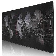 Карта старого мира большой игровой коврик для мыши Lockedge коврик для мыши Коврик для клавиатуры Настольный коврик игровой коврик для ноутбука ноутбук Lol