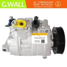 Компрессор переменного тока для vw transporter v multivan 2009