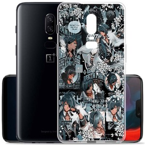 Image 3 - Genshin Impact Transparent Soft TPU Phone Case for OnePlus 9 8T 5T 7T 7 Pro 6 6T 5 3 8 Nord N10 N100 Cover Coque Funda Capa