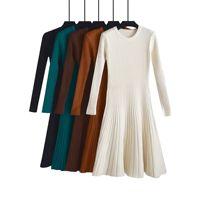 Приталенное трикотажное платье Цена 1455 руб. ($18.41) | 8 заказов Посмотреть