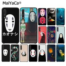 MaiYaCa Totoro Spirited Away Ghibli miękkie etui na telefon tpu dla Huawei P10 plus 20 pro P20 lite mate9 10 lite honor 10 view10 okładka(China)