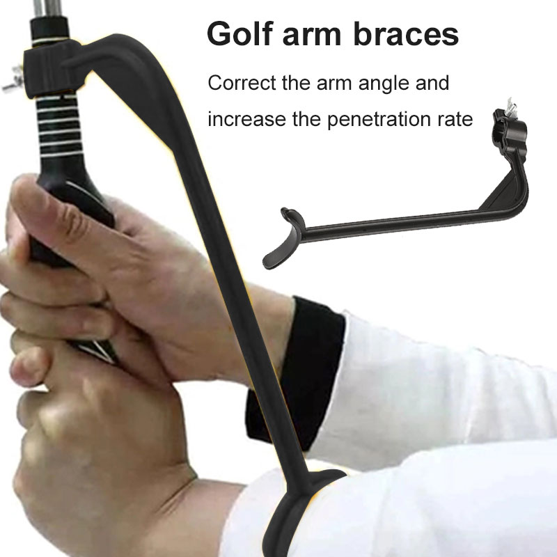 Golf Motion Corrector Golf Swing Trainer Trainging Aids Outdoor Action Correction Device Golf Training Accessories