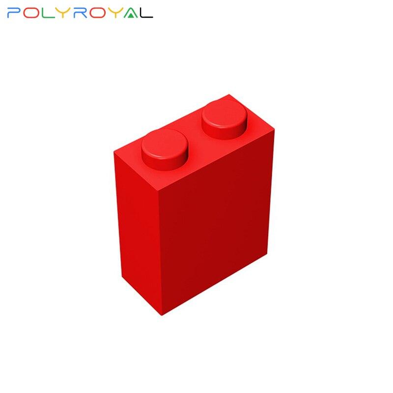 Строительные блоки аксессуары 1x2x2 увеличивающий кирпич 10 шт. совместимые сборные частицы техническая часть Moc игрушка 3245