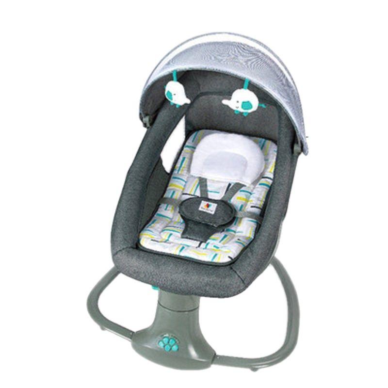 Chaise à bascule électrique 3 en 1 pour bébé, berceau multifonction, confortable, pour nouveau-né, enfants de 0 à 3 ans