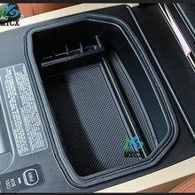 Caixa de armazenamento caixa de braço carro Para Toyota Land Cruiser 200 2008 2009 2010 2011 2012 2013 2014 2015 2016 2017 2018 Acessórios