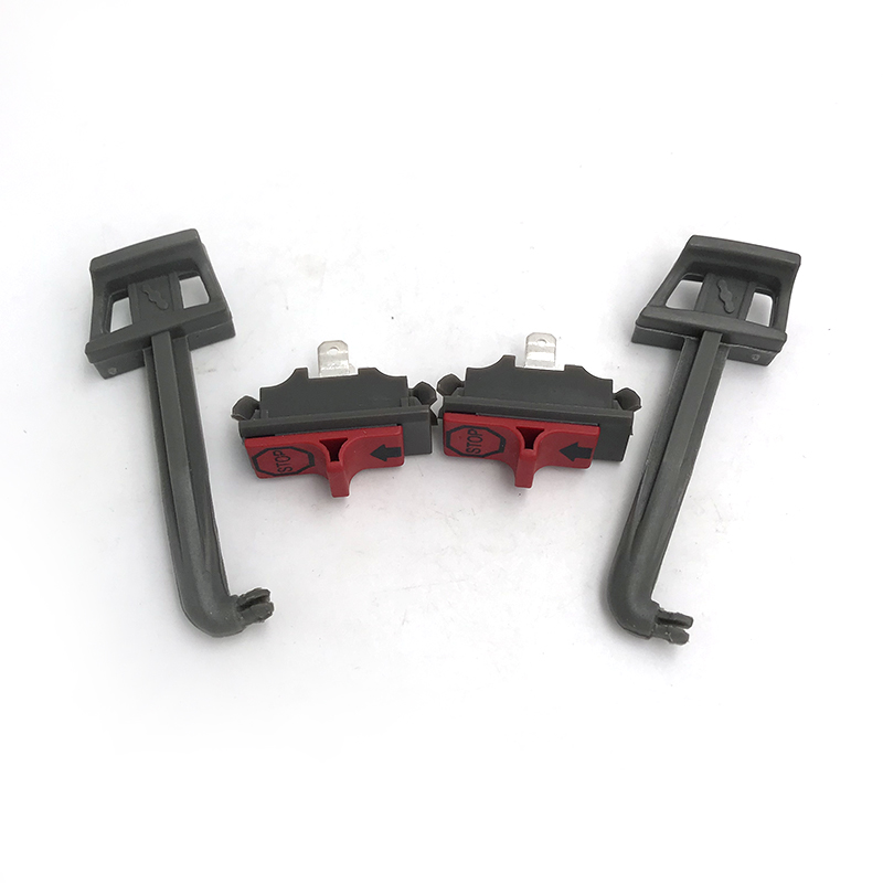 HUNDURE On Off Start/Stop Kill Switch Choke Lever Kit For Husqvarna 361 365 371 371XP 372 JONSERED 2063 2065 2165 2071 2171