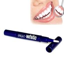 1pc dentes branqueamento caneta dente gel branqueamento sistema mancha eliminador removedor dental caneta branca