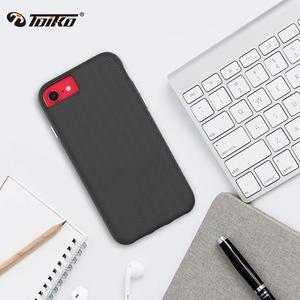 Image 5 - TOIKO X koruyucu 2 in 1 darbeye dayanıklı telefon kılıfı için iPhone 7 8 artı SE arka kapak tampon sağlam zırh hibrid TPU PC koruyucu kabuk