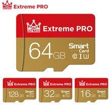 Mini movimentação do flash 16gb 32 gb do microsd do cartão de memória tf para o telefone cartão original da memória de class10 do cartão 128gb 64gb