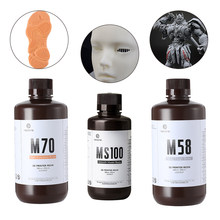 Resione ABS Like UV Resin 3D Printing Liquid For LCD SLA DLP Elegoo Phrozen Anycubic Resin 3d Printer Resin
