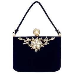 YYW золото хрустальные цветы плюшевые клатчи вечерние партия Кошелек для женщин сумка на плечо бриллиантовые вечерние сумки урна замок